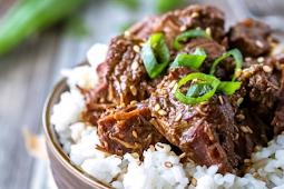 Instant Pot Korean Beef #dinnerrecipe #food #amazingrecipe