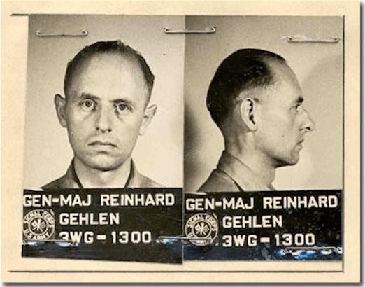 CIA Nazi espionage treason deception duplicity cold war Germany BND