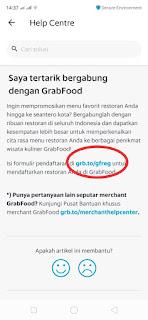 cara cepat daftar grabfood