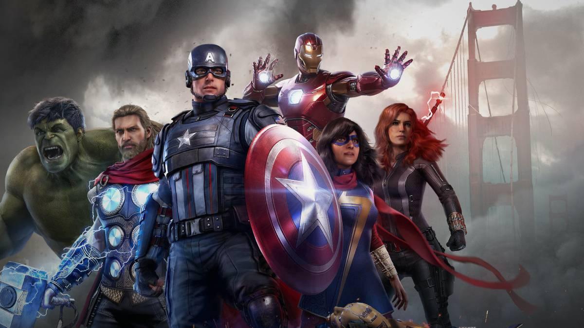 Marvel's Avengers se retrasa para su llegada en las consolas de nueva  generación - No Soy Gamer
