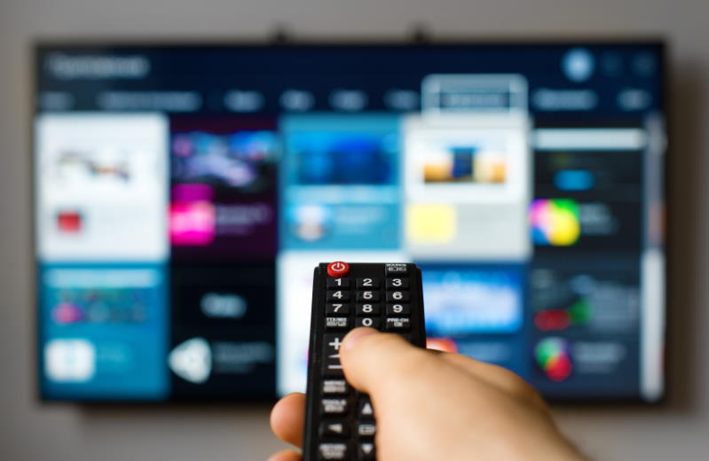 TV online con licencia Adobe Stock