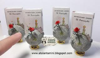 Miniature book Little Prince