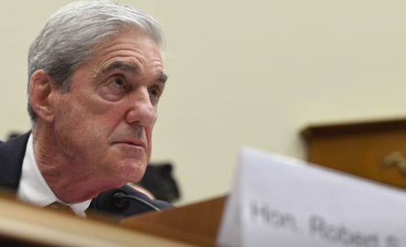 Mueller offers terse answers, uncertainty in testimony