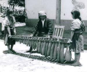 Marimba de Guatemala