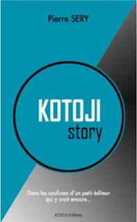 Projet Kotoji Story sur ulule