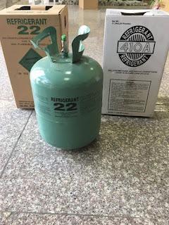 standard tekanan freon r22