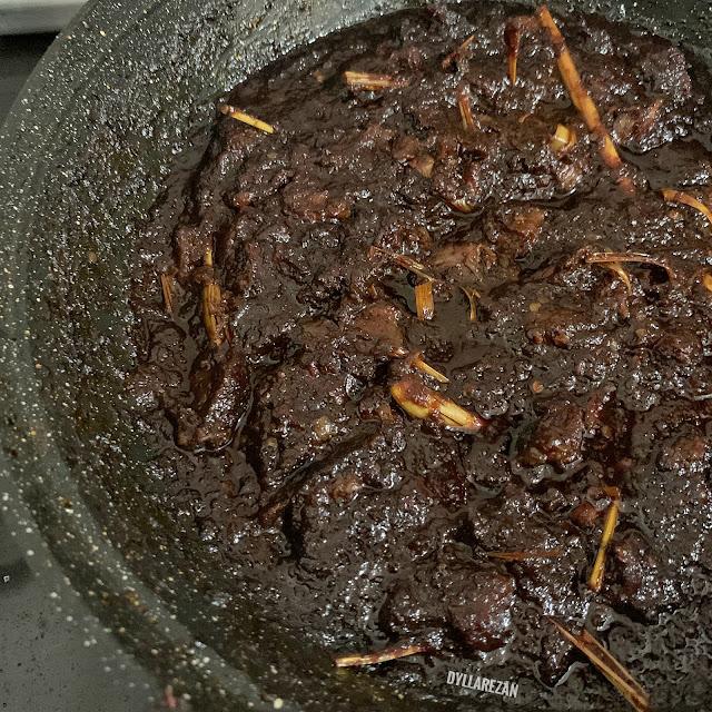 Daging sambal bali