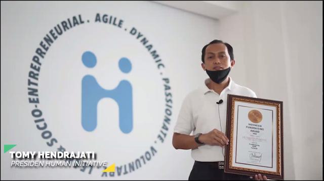 Kategori Fundraising CSR Terbaik: Human Initiative