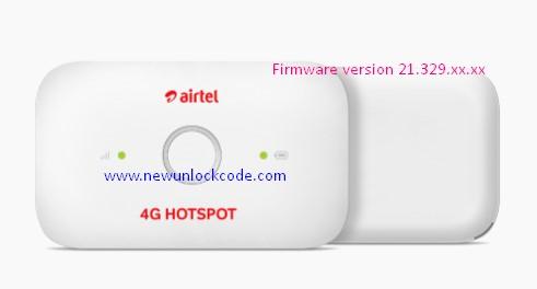 Jailbreak Unlock Free Airtel E5573cs-609 4G HOT SPOT