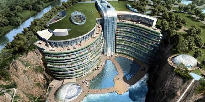 Hotel Bawah Tanah Pertama di Dunia
