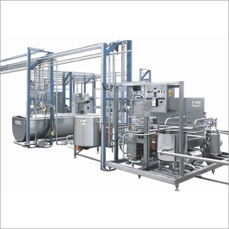 milk processing plants and machines