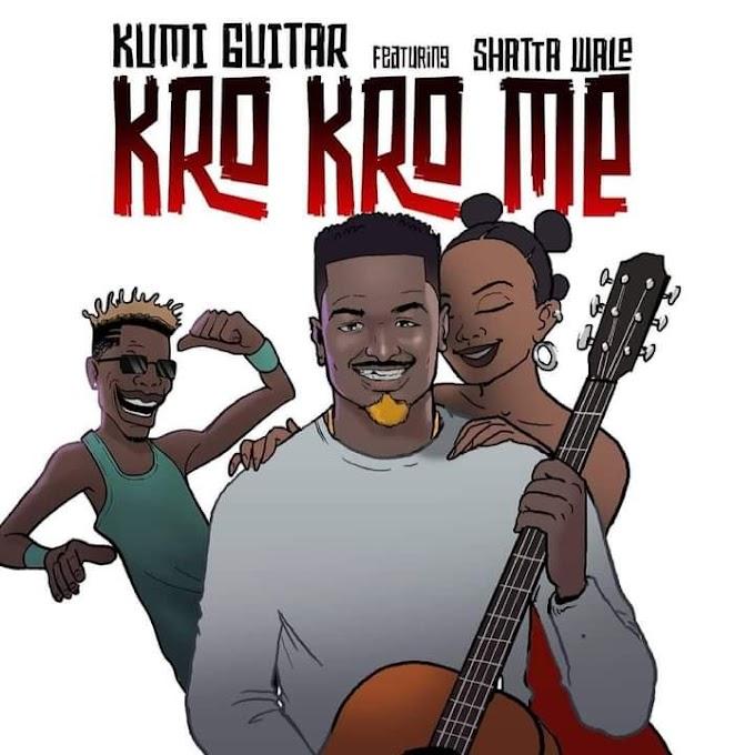 Kumi Guitar-Krokrome  ft Shatta Wale