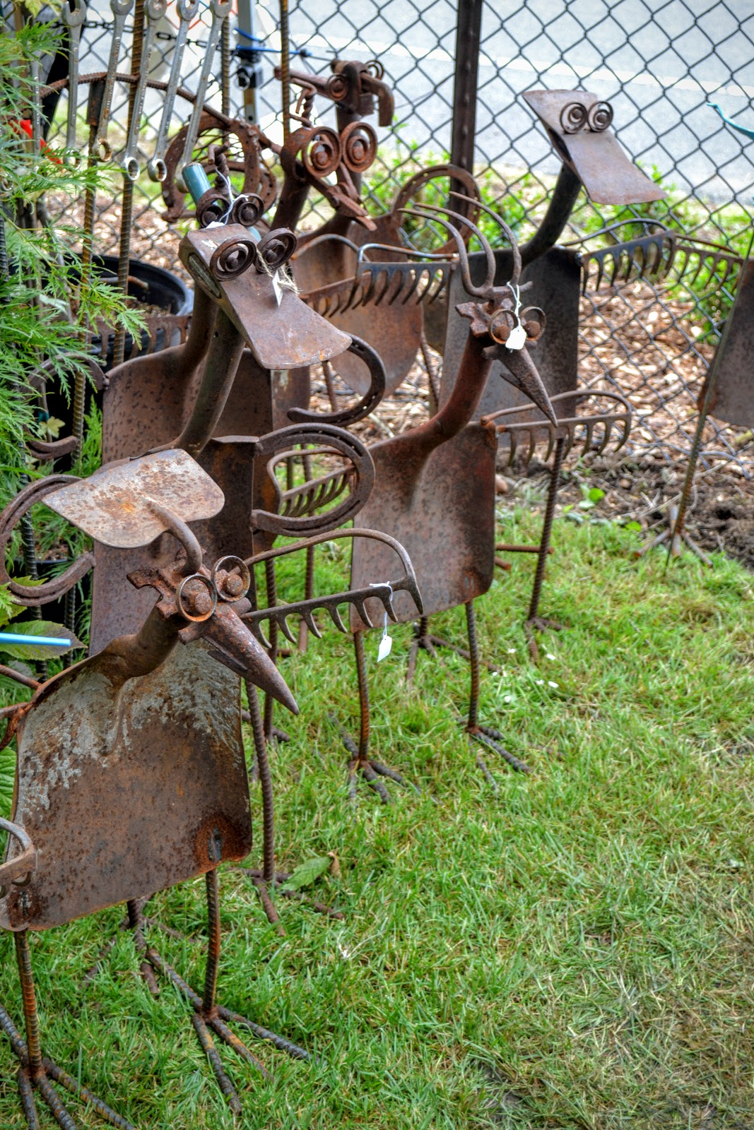 Kevin Crowder Is The Creative Mind Behind Rusty Stuff. Arenu0027t These Fun?