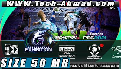تحويل لعبة بيس 2012 الى بيس 2021 للاندرويد من ميديا فاير