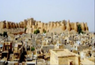 History of jaisalmer fort in English