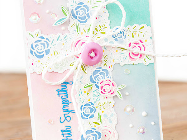 With Love and Sympathy - Guesting at Trinity Stamps