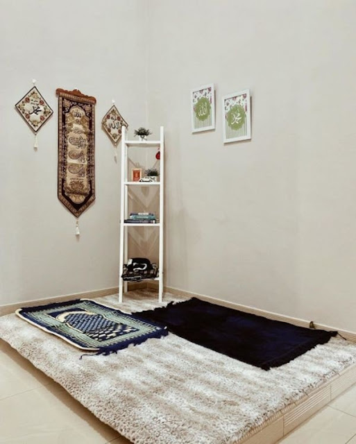 Islamic Prayer Room Musalla