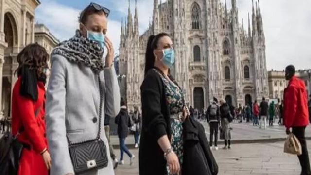 RECORDE: Itália registra 969 mortos em 24 horas; 9.134 no total