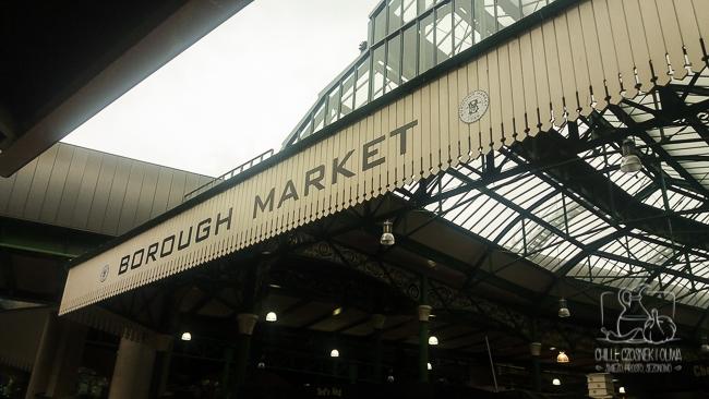 Wycieczka po Borough Market z Celią Brooks