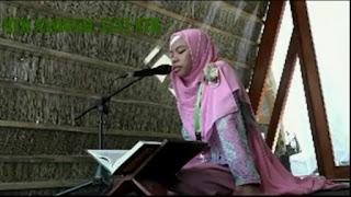 Mp3 Tilawah Qori'ah Ustadzah Mastia Lestaluhu (Surat Al An'am Ayat 125)