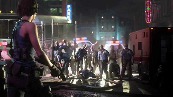 شاهد بالفيديو أول لقطات أسلوب اللعب داخل Resident Evil 3 Remake
