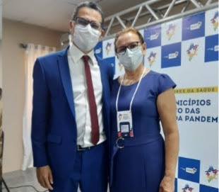 SÃO LUIS: O enfrentamento das consequências da pandemia é tema de encontro com gestores de saúde!!!
