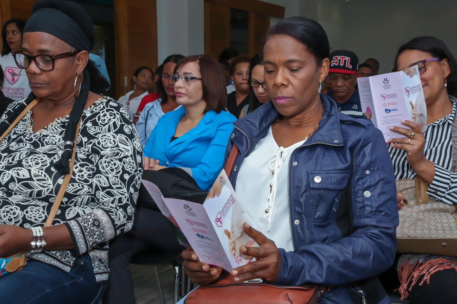 Mamografías gratis: Despacho de la Primera Dama proyecta realizar más de 40 mil en todo el país