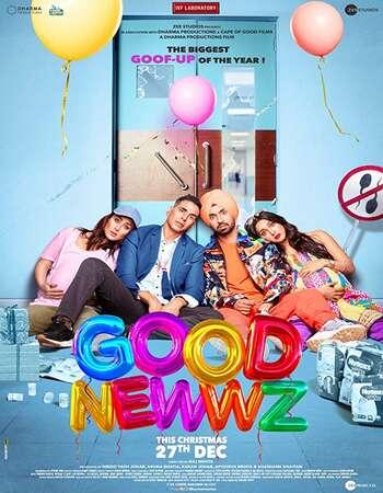 Good Newwz 2019 Hindi 480p Pre-DVDRip x264