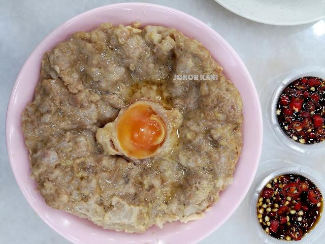 Salted Egg Minced Pork