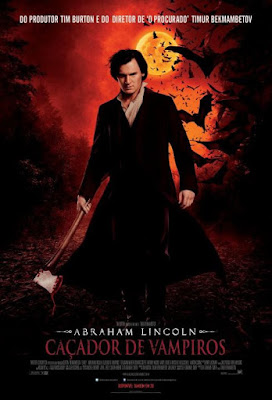 Abraham Lincoln: Caçador de Vampiros (2012) Torrent