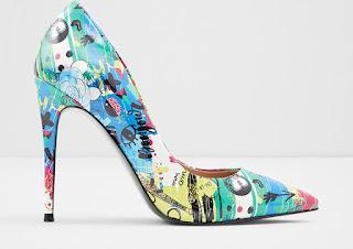 Aldo - Дамски Обувки от еко кожа с ток стилето