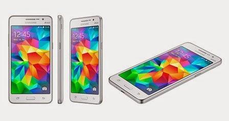 Harga Samsung Galaxy Grand Prime baru dan bekas, Spesifikasi Samsung Galaxy Grand Prime