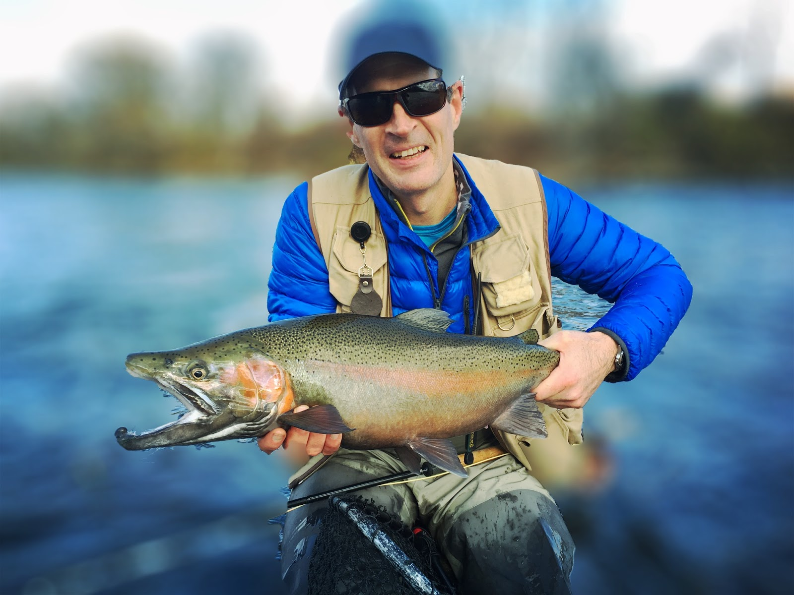 Boston fly fishing and report fly fishing oregon new for New england fishing