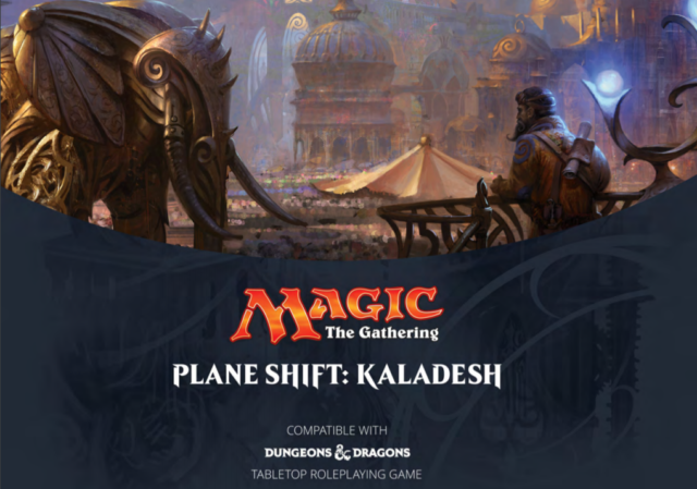 Trollish Delver Checking Out Plane Shift Kaladesh For D D