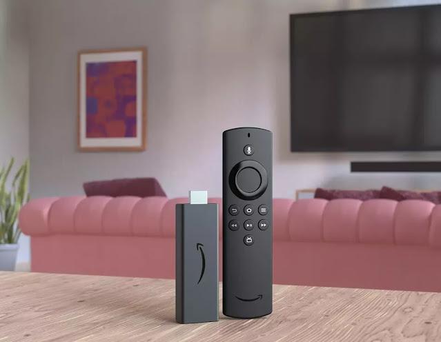 Amazon anunciou Novos Fire Stick e novidades no Fire TV