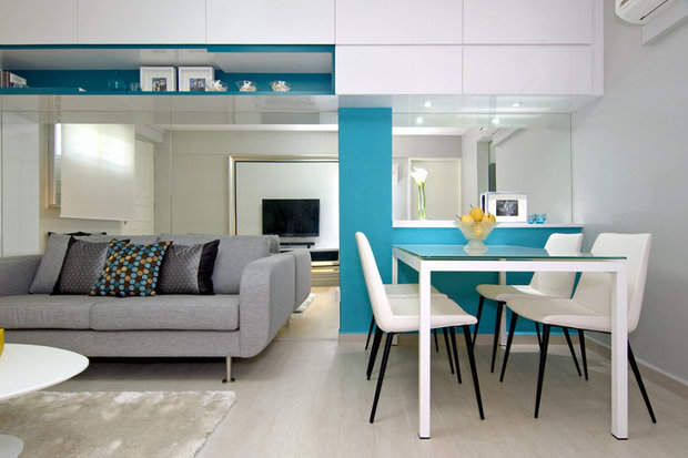 Renovar a casa gastando pouco reciclar e decorar blog de for Muebles modernos para casas pequenas