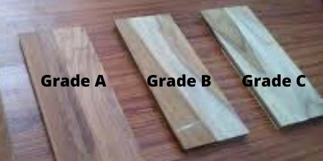jati grade A, B C