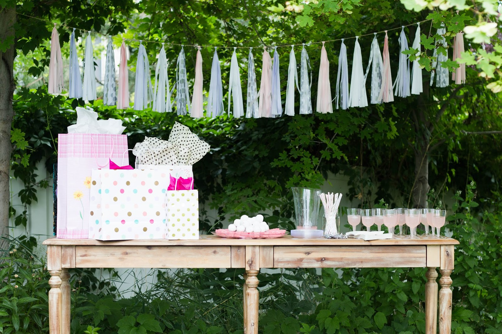 do it yourself divas diy garden party friend party vs family party
