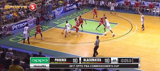 Phoenix def. Blackwater, 118-116 in 2OT (REPLAY VIDEO) March 18