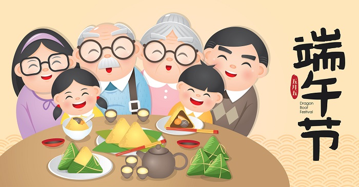 The Legend of Dragon Boat Festival & Zongzi