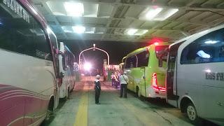 6 Bus Angkut Calon Haji Kotabaru