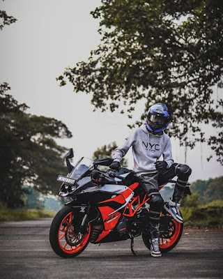 KTM RC Latest Model And Picture 2020
