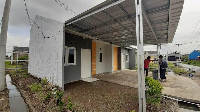 Aqilla Sharia Village Perumahan Syariah dekat stasiun Cikarang