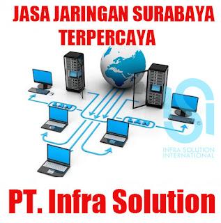 Jasa Jaringan Surabaya Terpercaya di jawa timur