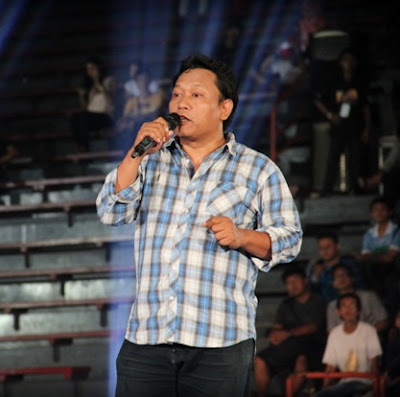 arief didu mentor stan up comedy indosiar