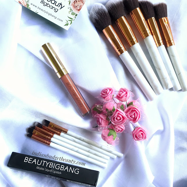 beautybigbang makeup review