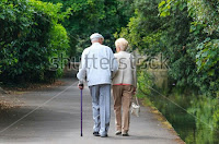 couple couple on a walk