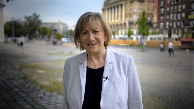 Schmuck Erzsébet kormányváltásról álmodozik, szerinte az LMP a garancia