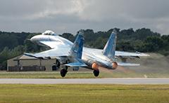 Sukhoi Su-27 Fighter Jet