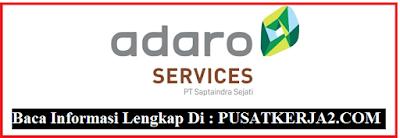 Loker Terbaru Jakarta S1 Komputer/Informasi Desember 2019 PT. SAPTAINDRA SEJATI